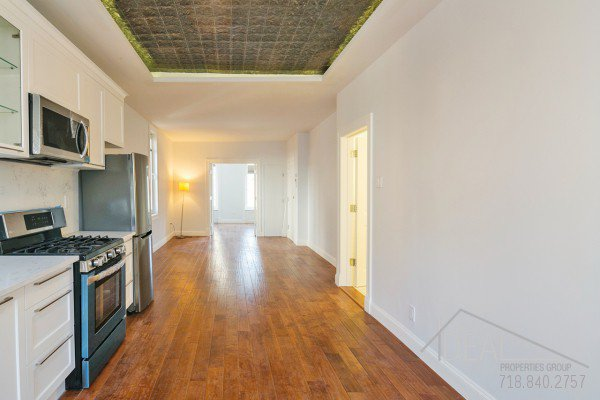 98 Underhill Avenue, Brooklyn NY 11238 - Gut Renovated 1.5 Bedroom 1 Bathroom Apartment for Rent in Prospect Heights Townhouse! 5