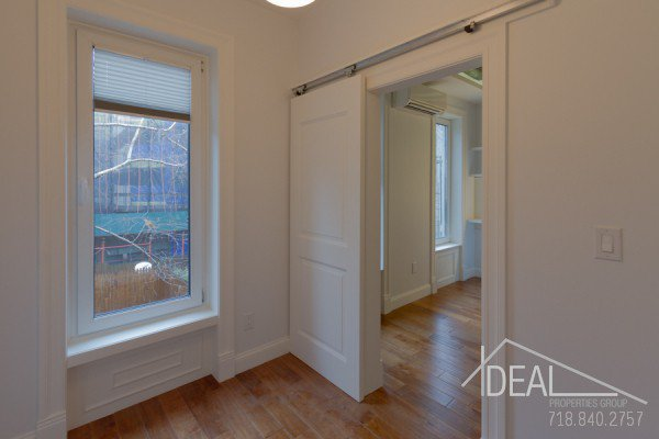 98 Underhill Avenue, Brooklyn NY 11238 - Gut Renovated 1.5 Bedroom 1 Bathroom Apartment for Rent in Prospect Heights Townhouse! 8