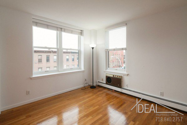 383 Court Street #2F, Brooklyn NY 11231 - Incredible 2 Bedroom Apartment for Rent in Carroll Gardens with Balcony! 2