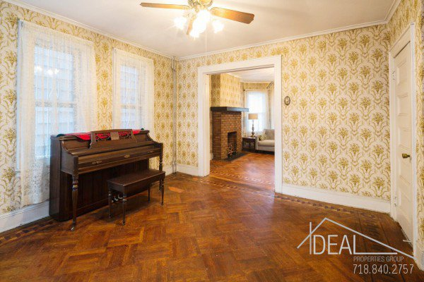 In Contract:  345 East 32nd Street Brooklyn, NY 11226 - Single Family Flatbush Home for Sale 3