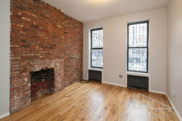 Amazing 2BR 2-bath Duplex Residence with Yard in Park Slope! Pets OK 0