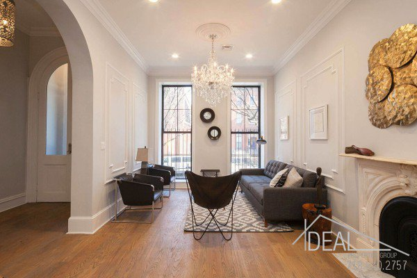 36 Claver Pl, Brooklyn, NY 11238 - Immaculate 2- Family Brownstone in Bed-Stuy 0