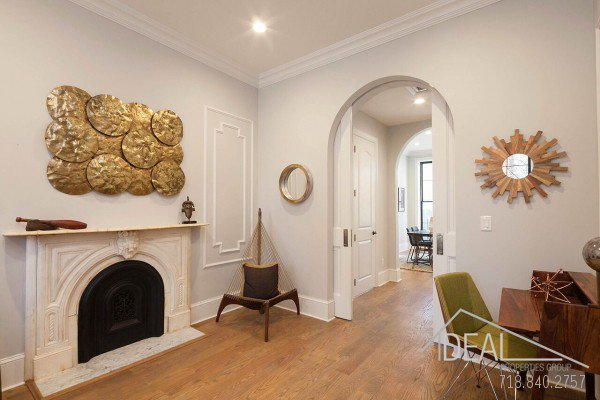 36 Claver Pl, Brooklyn, NY 11238 - Immaculate 2- Family Brownstone in Bed-Stuy 3