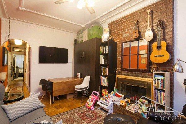 Amazing 2 Bedroom in Prime Park Slope 1