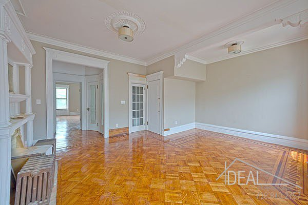 381 Sterling Place #2 Brooklyn NY 11238--AMAZING 1.5BR in PRIME Prospect Heights Brownstone! 5