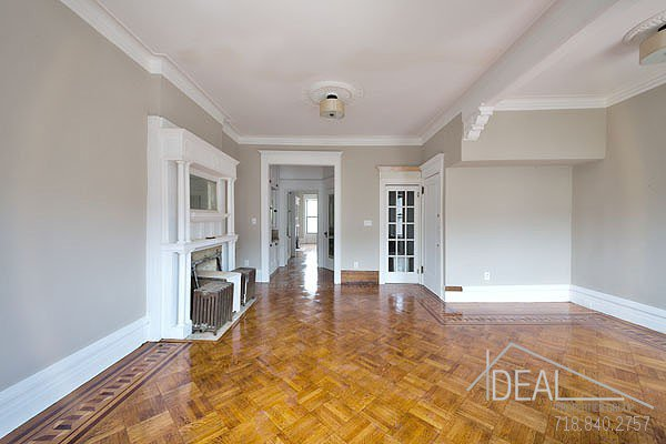 381 Sterling Place #2 Brooklyn NY 11238--AMAZING 1.5BR in PRIME Prospect Heights Brownstone! 6
