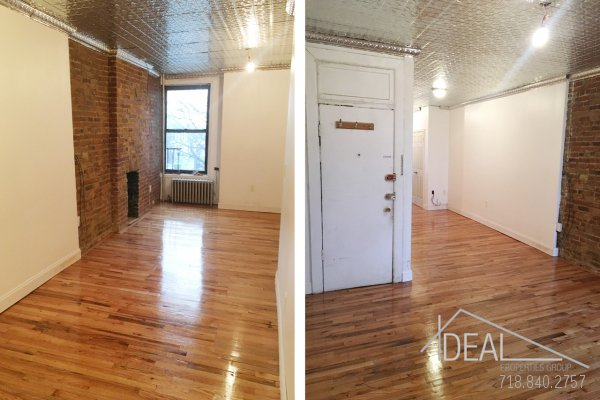 Awesome 1.5 Bedroom Apartment for Rent in Park Slope! 0