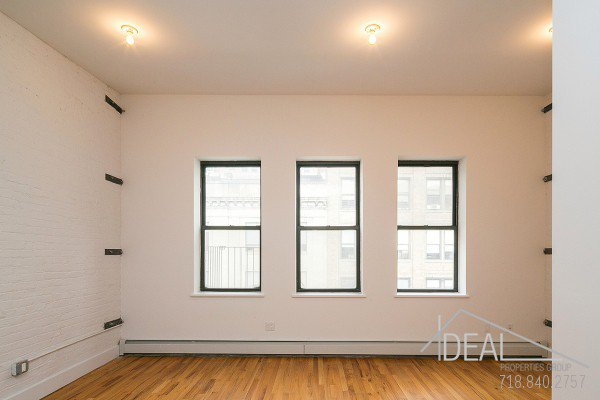 Rented: 54 Willoughby Street, #3, Brooklyn NY 11201 - NO FEE! Outstanding 2 Bedroom Apartment for Rent in Downtown Brooklyn! 1