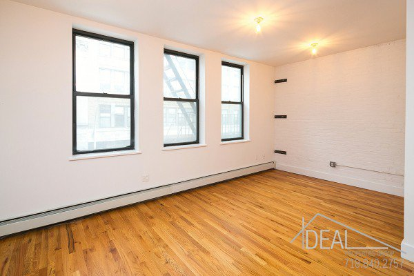 Rented: 54 Willoughby Street, #3, Brooklyn NY 11201 - NO FEE! Outstanding 2 Bedroom Apartment for Rent in Downtown Brooklyn! 2