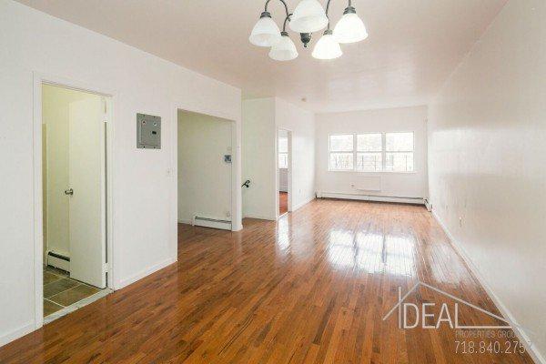 3 Bedroom 1.5 Bathroom Apartment for Rent in Bushwick! 0