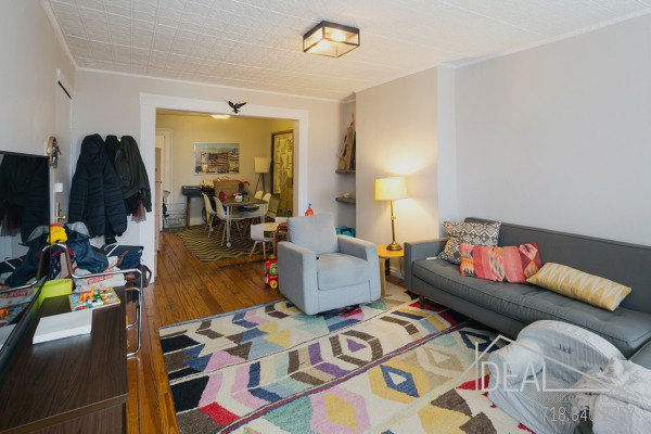 Spacious 1.5 BED in Carroll Gardens 1