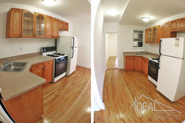 2 Bedroom 1 Bathroom Apartment for Rent in Park Slope Apartment Building! 1