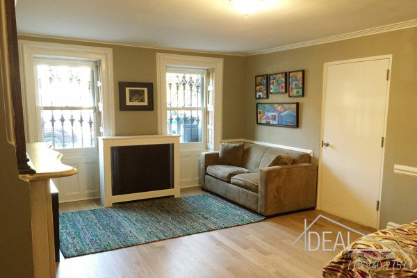 Terrific Furnished Studio Apartment for Rent in Park Slope 0