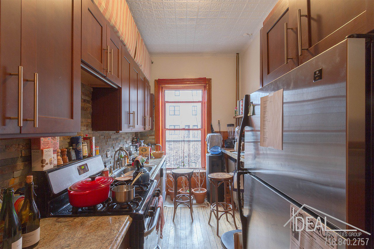 Exquisite 4-Family Townhouse for Sale in Carroll Gardens! 4