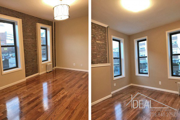 7 Adelphi Street #2, Brooklyn NY 11205 - Newly Renovated 2 Bedroom for Rent in Fort Greene 1