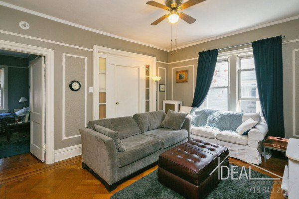 594 16th St Apt #3, Brooklyn, NY 11218 - 3.5 Bedroom 1 Bathroom Apartment for Rent in Windsor Terrace, Brooklyn Townhouse! 0