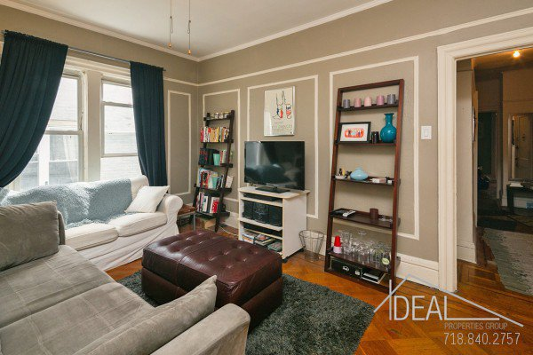 594 16th St Apt #3, Brooklyn, NY 11218 - 3.5 Bedroom 1 Bathroom Apartment for Rent in Windsor Terrace, Brooklyn Townhouse! 3