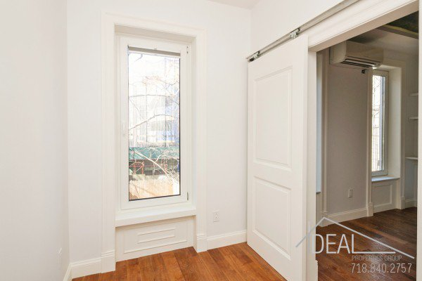 98 Underhill Avenue, Brooklyn NY 11238 - Gut Renovated 1.5 Bedroom 1 Bathroom Apartment for Rent in Prospect Heights Townhouse! 4