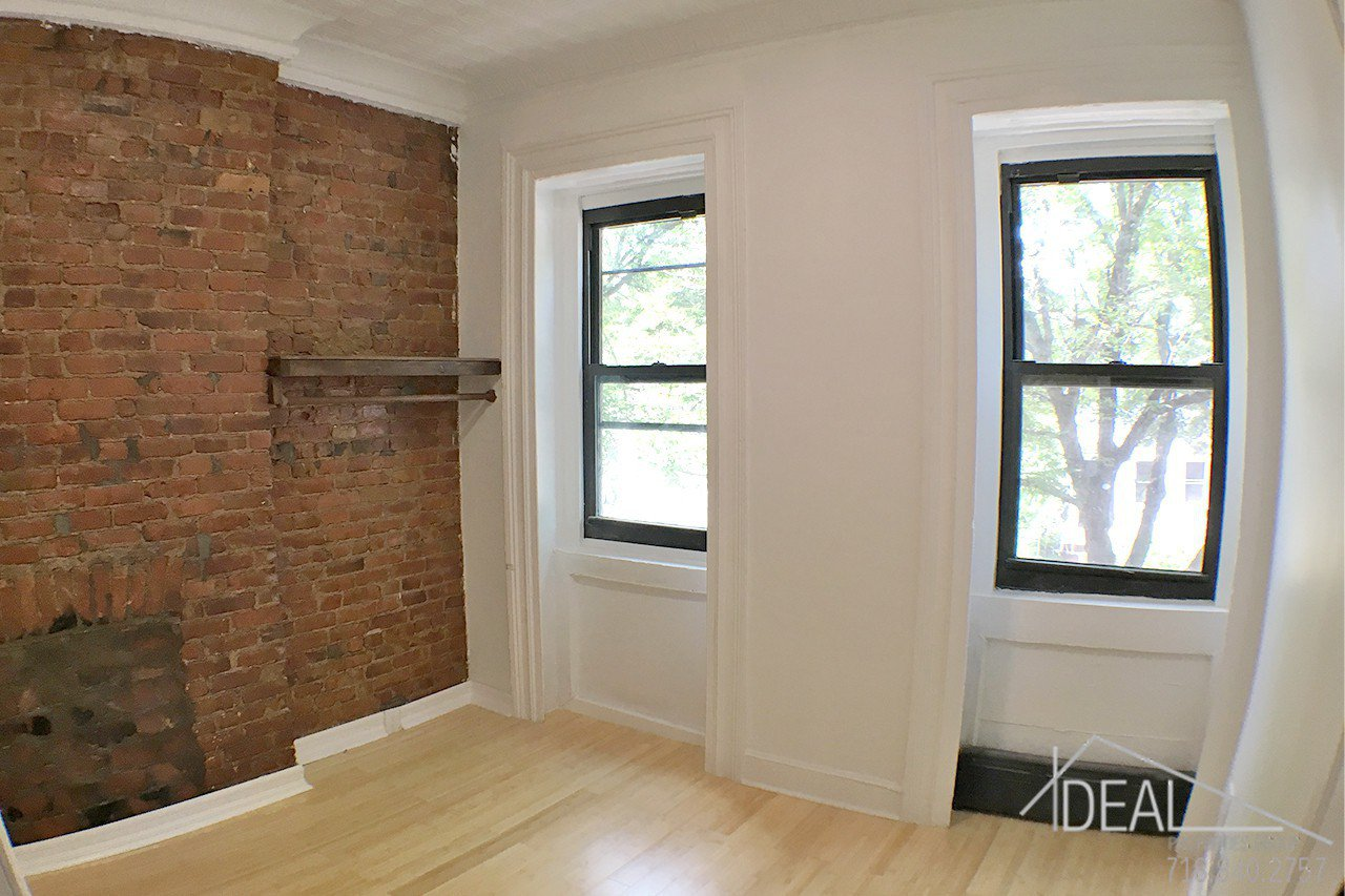 Brooklyn 3 bedroom rental at waverly avenue second floor for Kitchen cabinets 2nd ave brooklyn