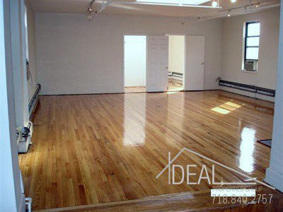 Amazing 2500sf Commercial LOFT  space in Carroll Gardens 0