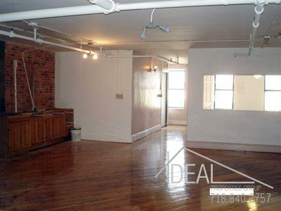 Amazing 2500sf Commercial LOFT  space in Carroll Gardens 1