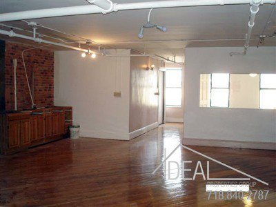 GRAND Commercial Space in Carroll Gardens 1